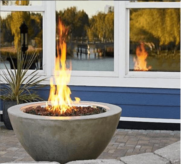 Custom Gas Fire Pits 1