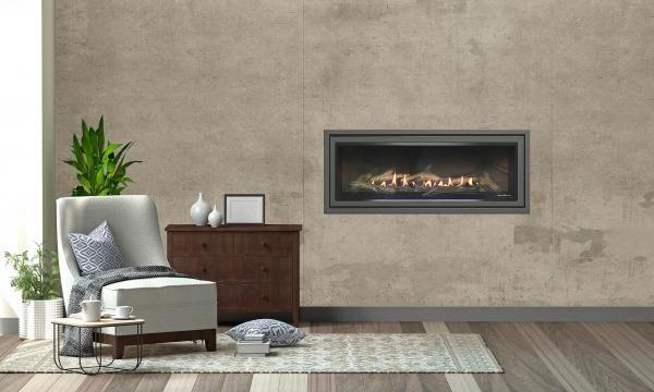 Heat & Glo MEZZO Series - Gas 8