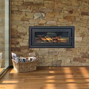 Inbuilt Wood Fireplaces