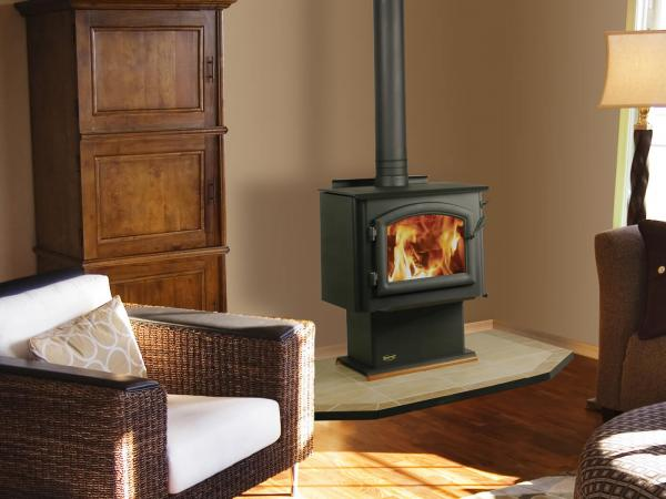 Quadra-Fire Millennium Series - Wood 1