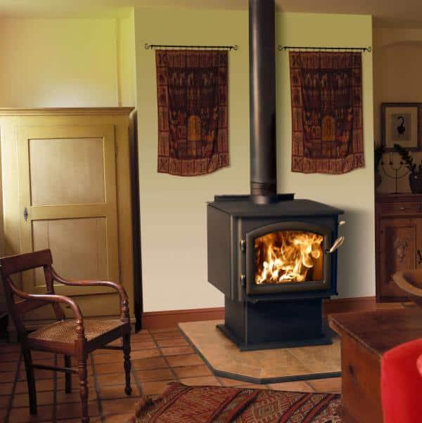 Quadra-Fire Millennium Series - Wood 2
