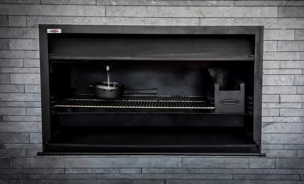 Jetmaster Wood Fired Barbeque 1