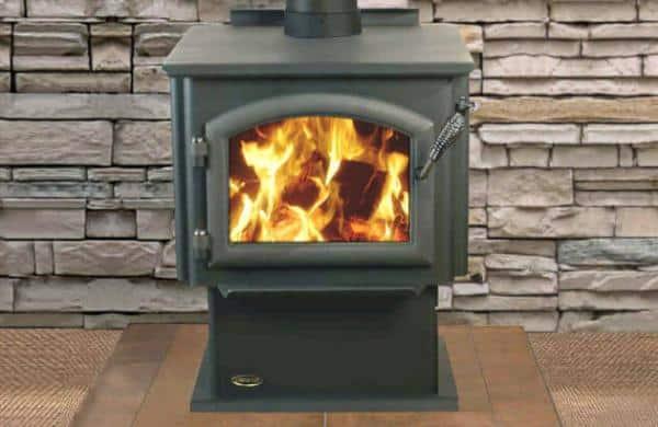 Quadra-Fire Millennium Series - Wood 3