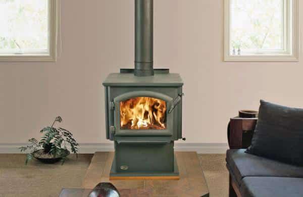 Quadra-Fire Millennium Series - Wood 4