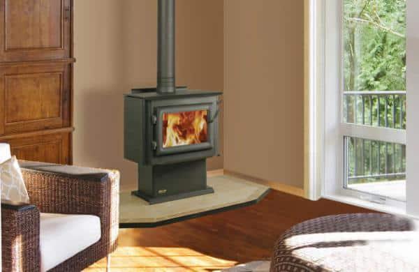 Quadra-Fire Millennium Series - Wood 5