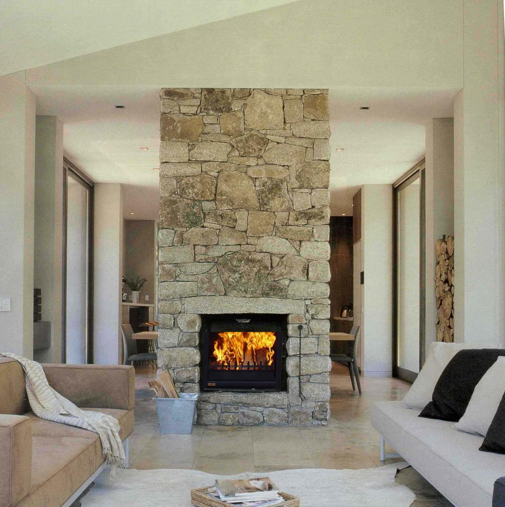 Jetmaster Universal Double Sided Fireplace   Fireplace ...
