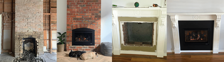 Converting a Fireplace
