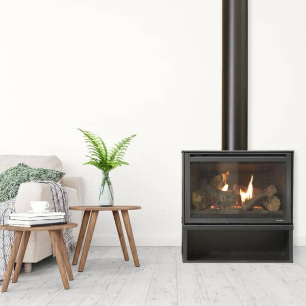 Heat & Glo I30-X Freestanding - Gas 2