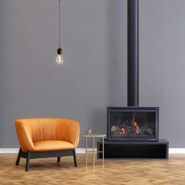 Heat & Glo I30-X Freestanding - Gas 1